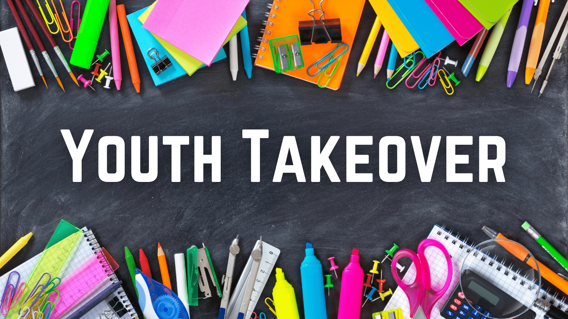 Youth Takeover - Family Style Co-schooling