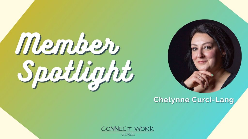Get to Know Chelynne Curci-Lang, Digital Marketing Consultant